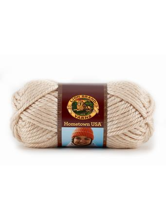 LION BRAND - Hometown USA Yarn 099L LA TAN