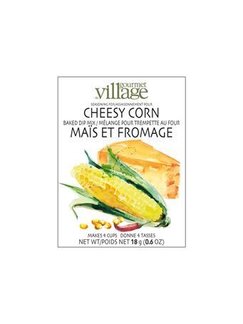 GOURMET DU VILLAGE - Cheesy Corn Dip NO COLOR