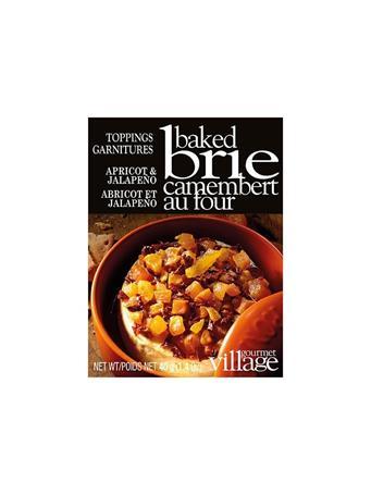 GOURMET DU VILLAGE - Apricot & Jalapeno Brie Topping NO COLOR