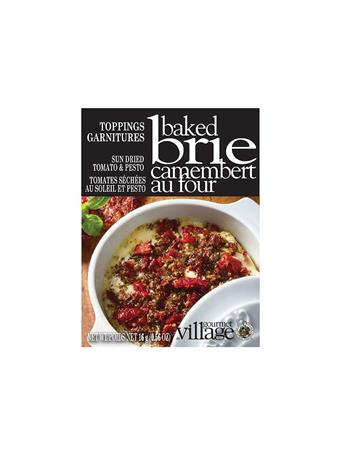 GOURMET DU VILLAGE - Sun Dried Tomato Brie Topping NO COLOR