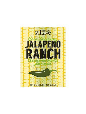 GOURMET DU VILLAGE - Jalapeno Ranch Corn Seasoning NO COLOR