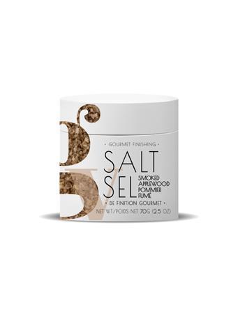 GOURMET DU VILLAGE - Smoked Applewood Finishing Salt NO COLOR