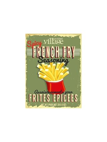 GOURMET DU VILLAGE - Spicy French Fries Seasoning NO COLOR