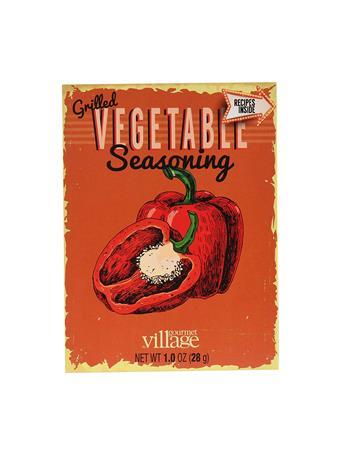 GOURMET DU VILLAGE - Grilled Vegetable Seasoning NO COLOR