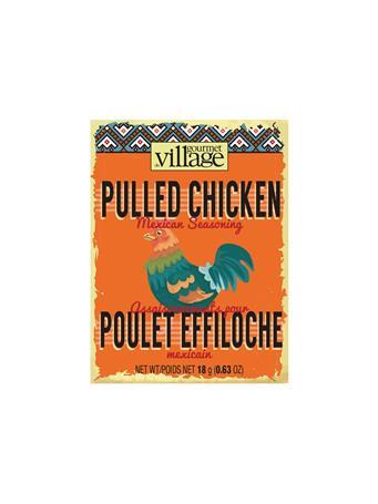 GOURMET DU VILLAGE - Pulled Chicken Seasoning NO COLOR