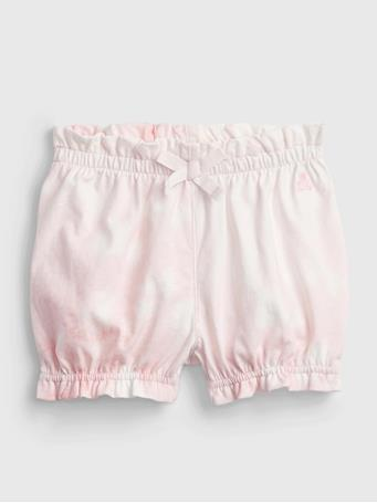 GAP - Baby 100% Organic Cotton Mix and Match Pull-On Shorts CHERRY BLOSSOM