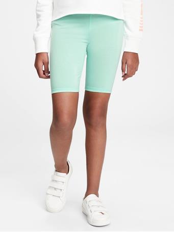 GAP - Kids Biker Shorts SHORE BLUE 412