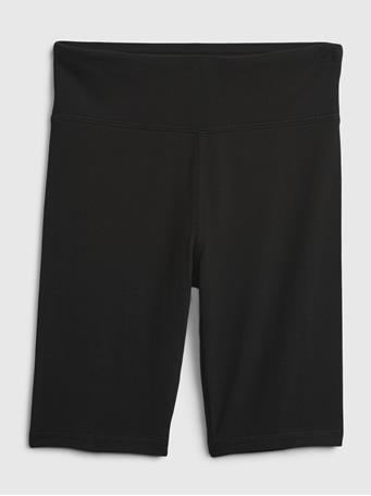 GAP - Kids Biker Shorts TRUE BLACK