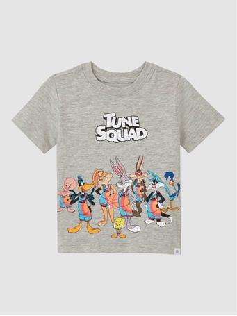 GAP - Toddler Looney Tunes Graphic T-Shirt LIGHT HEATHER GREY B08
