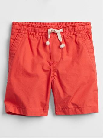 GAP - Toddler Pull-On Shorts With Washwell HULA RED