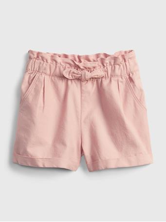 GAP - Toddler Pull-On Utility Shorts PINK STANDARD