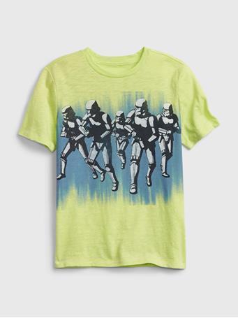 GAP - GapKids Star Wars Graphic T-Shirt SUPERLIME