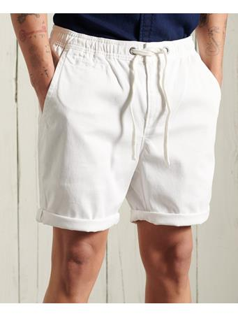 SUPERDRY - Sunscorched Chino Shorts WHITE