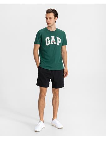 GAP - Logo T-Shirt VELVET TEAL 641