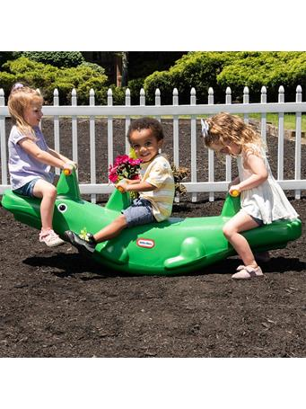 LITTLE TIKES - Alligator Teeter Totter NO COLOR