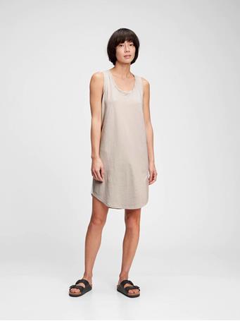 GAP - The Gen Good T-Shirt Dress SLICK ROCK