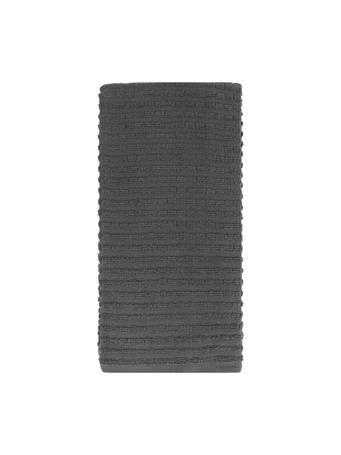 RITZ ROYALE - Solid Kitchen Towel Set 2-Pack GRAPHITE