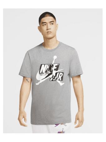 NIKE - Jordan Jumpman Classics Men's Short-Sleeve T-Shirt CARBON HTR