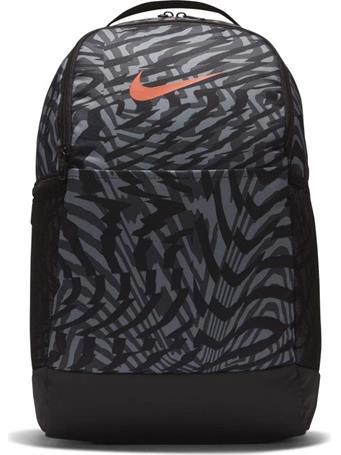 NIKE - Brasilia Backpack BLACK SMOKE