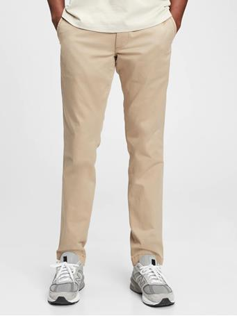 GAP - Vintage Khakis in Slim Fit with GapFlex ICONIC KHAKI