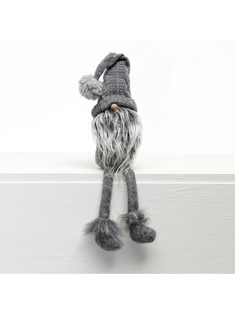 MERAVIC - Hanz Gnome With Grey Sweater Large GREY