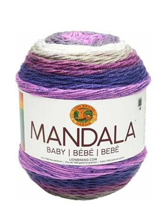 LION BRAND - Mandala Baby Yarn  210 MAGIC MOON