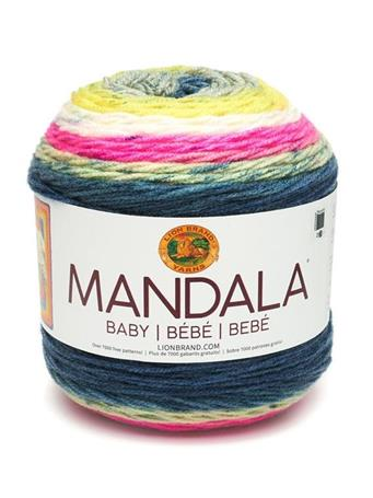 LION BRAND - Mandala Baby Yarn  203 FAR FAR AWAY