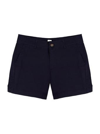 GAP - 5-Inch Khaki Shorts True Indigo TRUE INDIGO 2