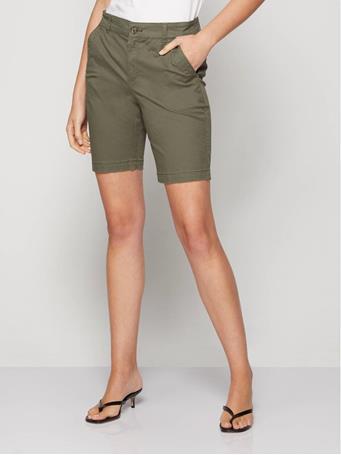 GAP - 9-Inch Bermuda Shorts BABY TWEED