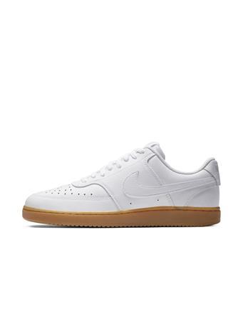 NIKE - Court Vision Lo Men's Basketball Shoe WHITE