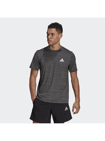 ADIDAS - AEROREADY Designed To Move Sport Stretch T-Shirt BLACK