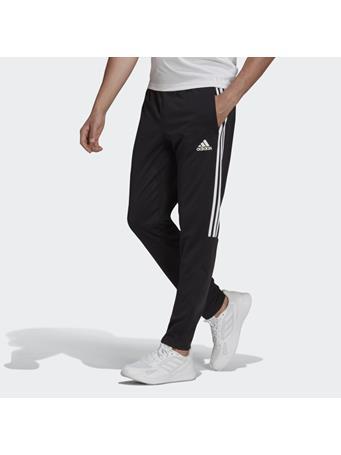 ADIDAS - Sereno Slim Taperd Cut 3-Stripes Pants BLACK