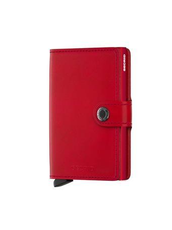 SECRID - Miniwallet Original Red RED