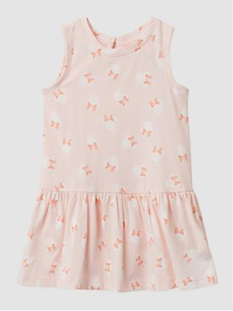 GAP - Baby Disney Minnie Mouse Graphic Dress CHERRY BLOSSOM