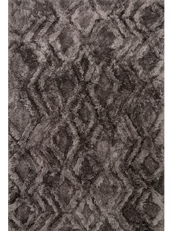 JUSTINA BLAKENEY X LOLOI -  Caspia Rug Collection CHARCOAL