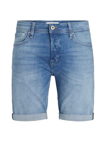 JACK & JONES - Original Shorts Blue Denim