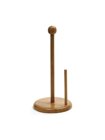 Wood Paper Towel Holder NOVELTY