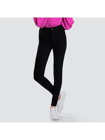 LEVIS - 720 Hirise Super Skinny Jeans  Black