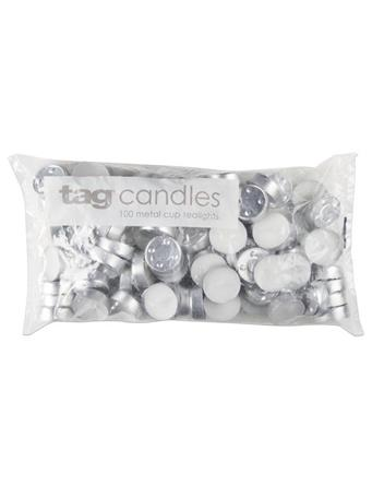 TAG - Tealights - Pack of 100 No Color