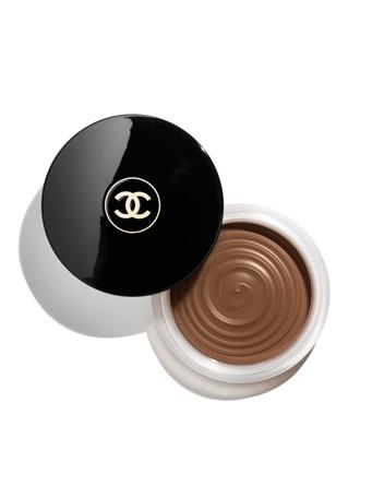 CHANEL - Les Beiges Bronzing Cream - Cream-Gel Bronzer 395 SOLEIL TAN DEEP BRONZE