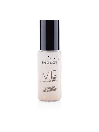 INGLOT - Me Like - Illuminizing Face & Body Mist 301 MOSCOW MULE