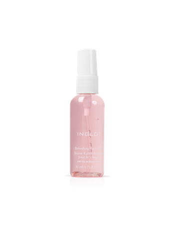 INGLOT - Refreshing Face Mist - Dry To Normal - Spray No Color