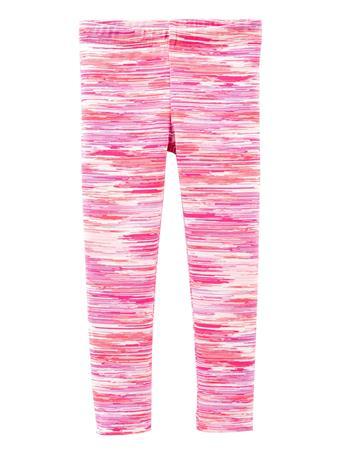 CARTERS - Space Dye Leggings PINK