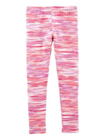 CARTER'S - Space Dye Legging PINK