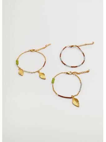 MANGO - Mixed Bracelet Set GOLD