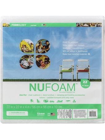 Nufoam 22X22X2 No Color