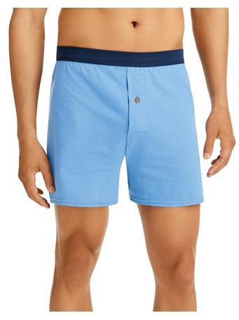 HANES - Men's ComfortSoft Knit Boxers 6-Pack ASST