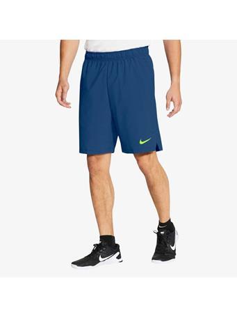 NIKE - Flex Men's Woven Training Shorts COURT BLUE (VOLT)