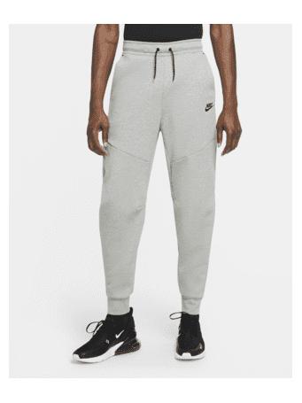 NIKE - Sportswear Tech Fleece Men's Joggers DK GREY HEATHER (BLACK)