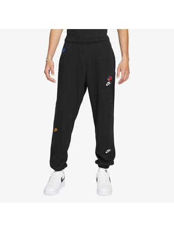NIKE - Sweatpants BLACK/BLACK